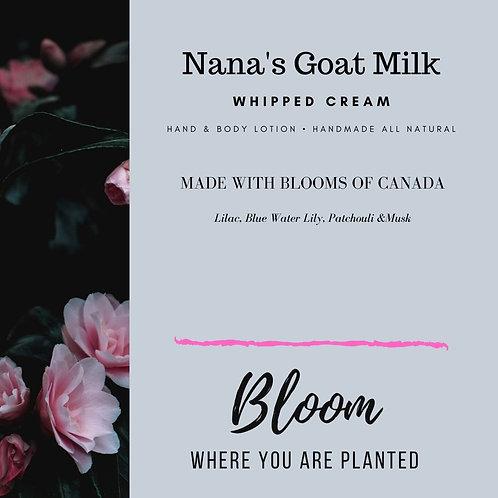 Nana's Goat-milk Butter