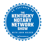 Kentucky Notary Network Show - As Featur
