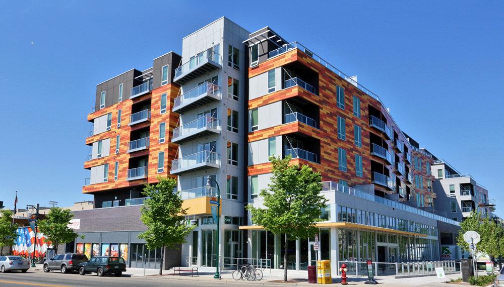 Multifamily & Senior Housing Investments