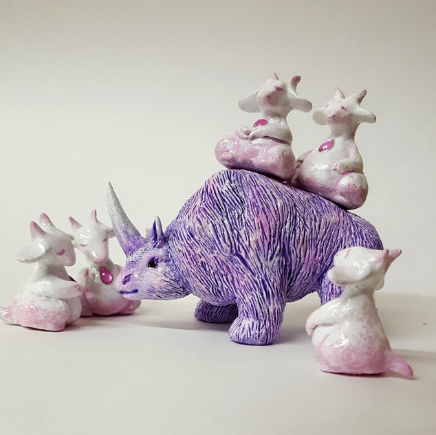 Betty the Unicorn & the Mystic Kids