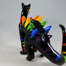 Gay Pride Dragon