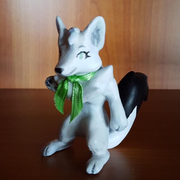 Wysp the Snow-Fox