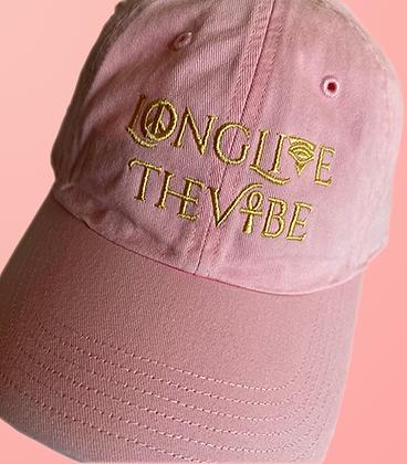 LLTV Dad Hat - Pink