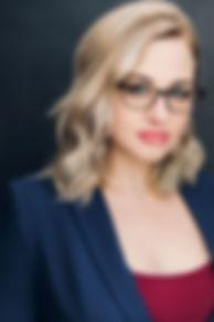 Bethany Watson wih Glasses