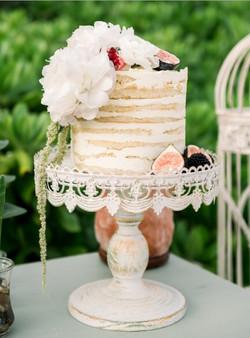 Boho Shoot Cake 1