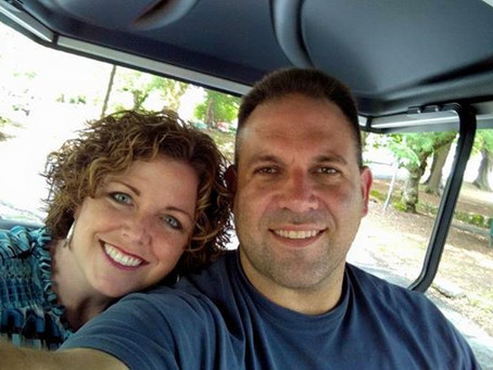 Married for 17 years, STILL going