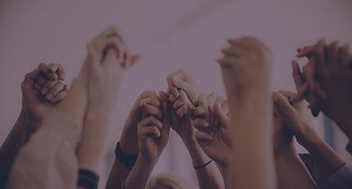 Upp med händerna