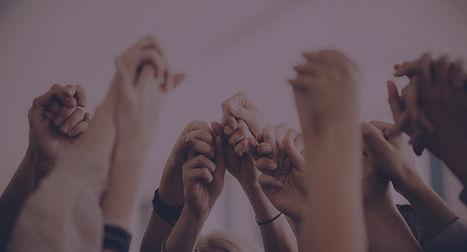 Opp med hendene