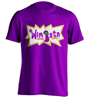 WLMBSTN Rugrats Tee (Purple)