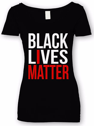 Black Live Matter (I Matter) Female T