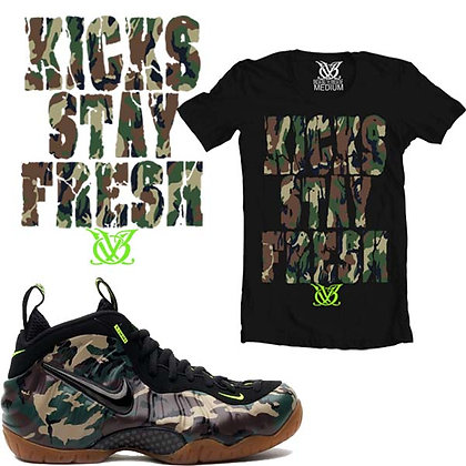 KCKS STAY FRESH T-SHIRT