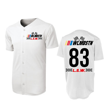 L.S.W. WINNERS Jersey (White)