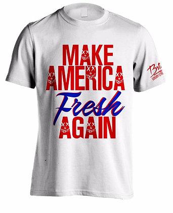 MAKE AMERICA FRESH (WHITE)
