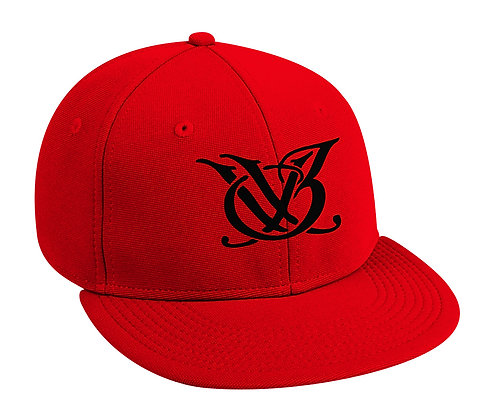 William Boston Logo SnapBack (red)