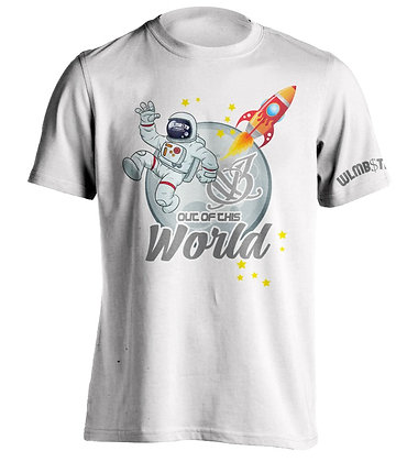 Out of This World Tee (White)