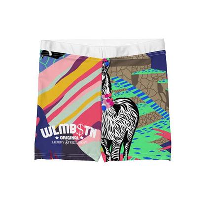 Ladies Kamikaze Biker Shorts