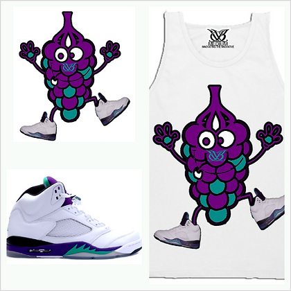 GRAPE APE TANK TOP