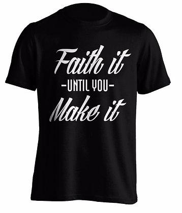 Faith It (Black)