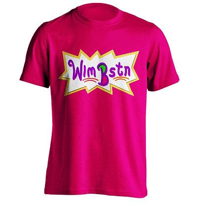 WLMBSTN Rugrats Tee (Pink)