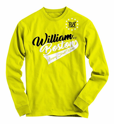 WB Signature LST Long Sleeve (YELLOW)