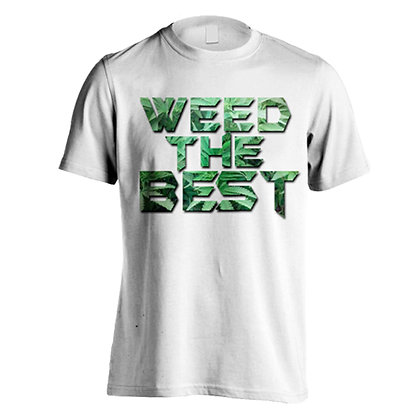 WEED THE BEST (MENS)