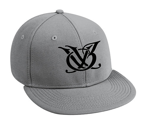 William Boston Logo Snapback (Gey)