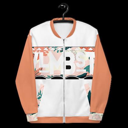 Coco Espresso Bomber Jacket