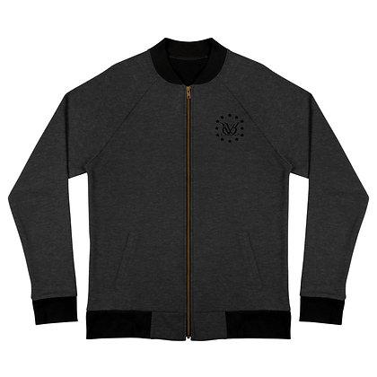 Fresh Year Round Bomber Jacket(Black)