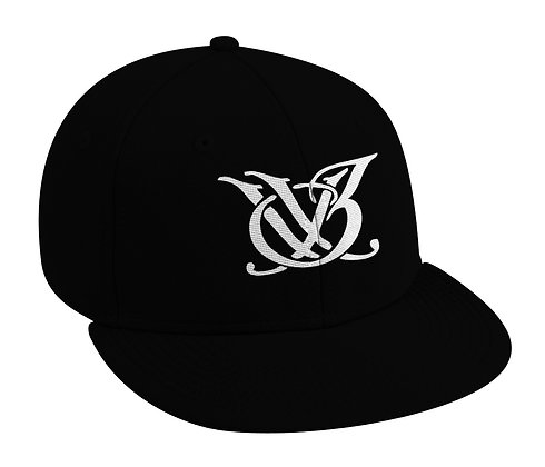 William Boston Logo Snapback (Black)