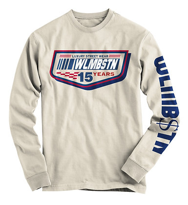 15th Year Edition Long Sleeve