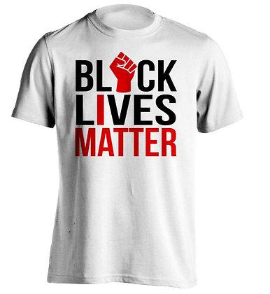 #BLM I MATTER TEE (WHITE MEN'S)