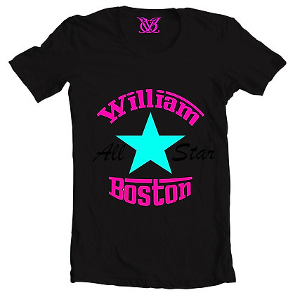 WILLIAM BOSTON ALL STAR TEES