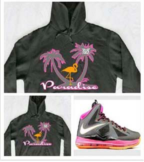 Paradise Pullover Hoodie