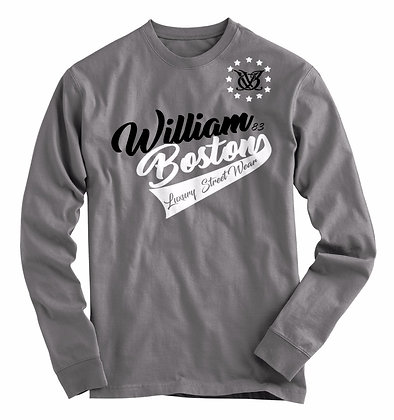 WB Signature LST Long Sleeve (Grey)