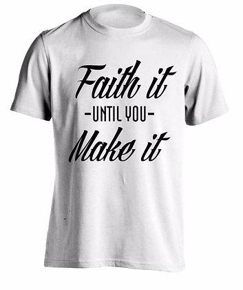 Faith It (White)