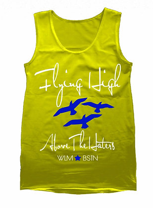 FLY ABOVE THE HATE TANK