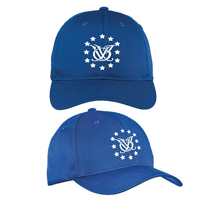 Fresh Year Round Dad Cap (Royal)