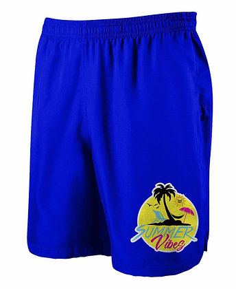 Summer Vibes Shorts (Blue)