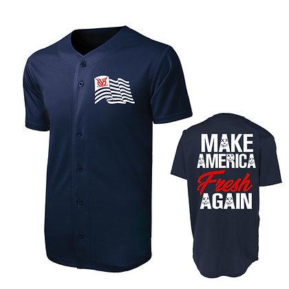 M.A.F.A. Baseball Jersey