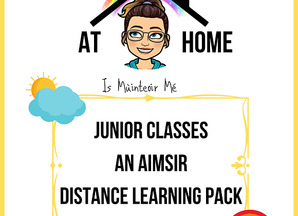 An Aimsir - Blended Learning Pack