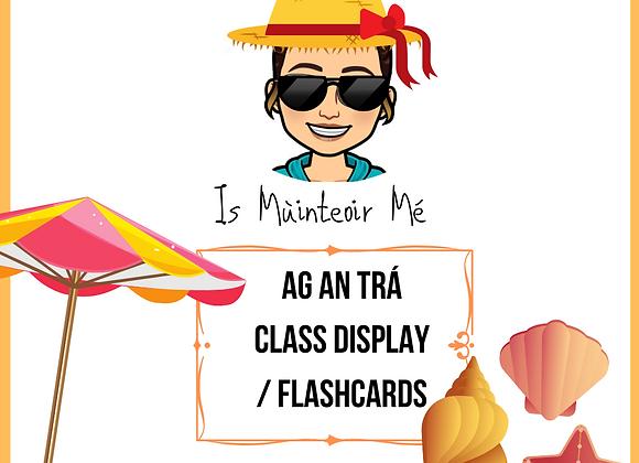 Ag an Trá - Class Display