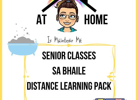 Sa Bhaile - Blended Learning Pack