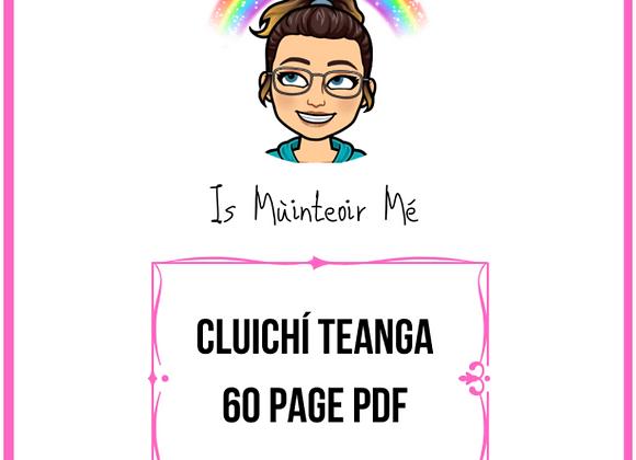 Cluichí Teanga