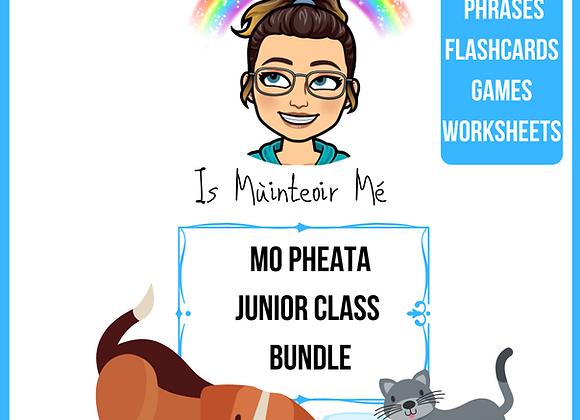 Mo Pheata - Junior Bundle