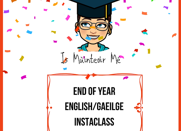 End of Year Instagram Activity