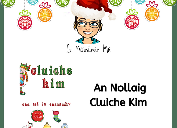An Nollaig - Cluiche Kim