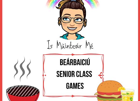 Beárbaiciú - Senior Games