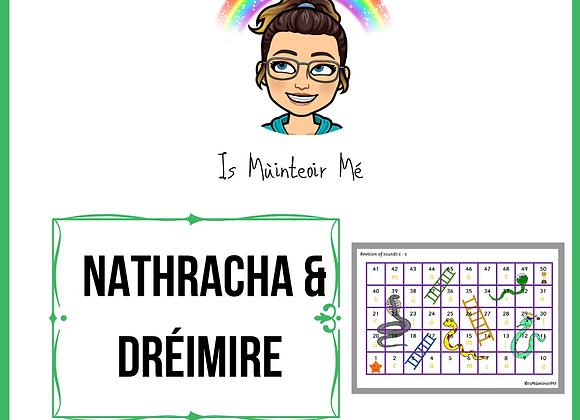 Cluiche Fónaic - Nathracha agus Dréimire