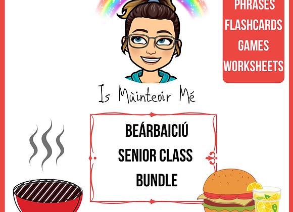 Beárbaiciú- Senior Bundle