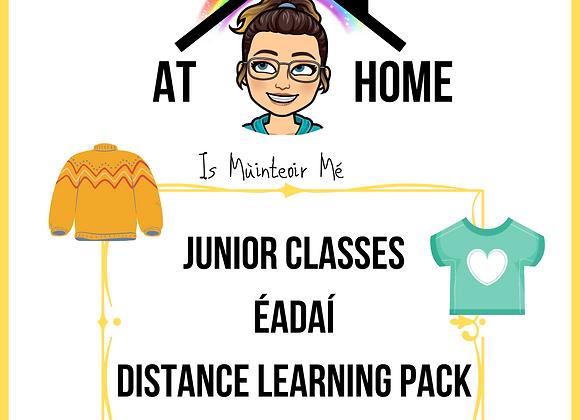 Éadaí - Junior Classes Blended Learning Pack